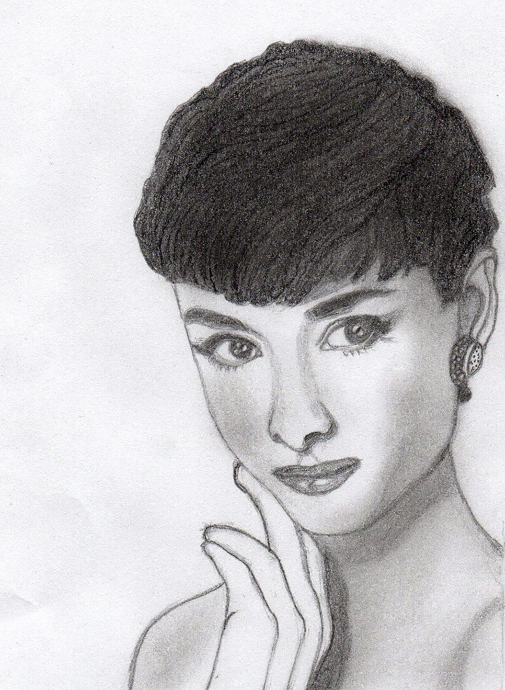 Audrey Hepburn by Coco45